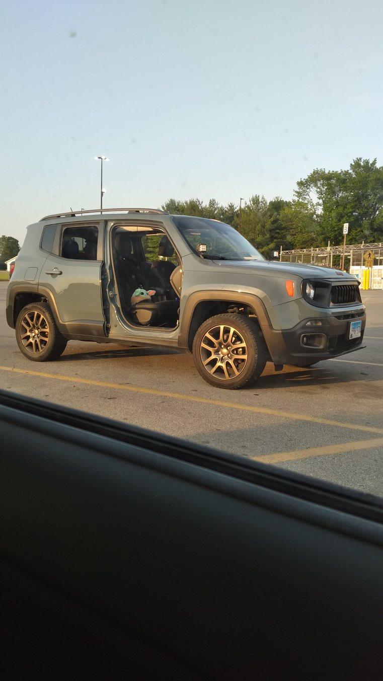 Yes it's a jeep but no y - meme