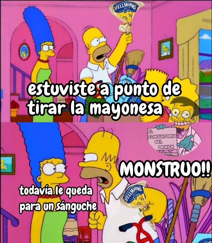 MONSTRUO - meme