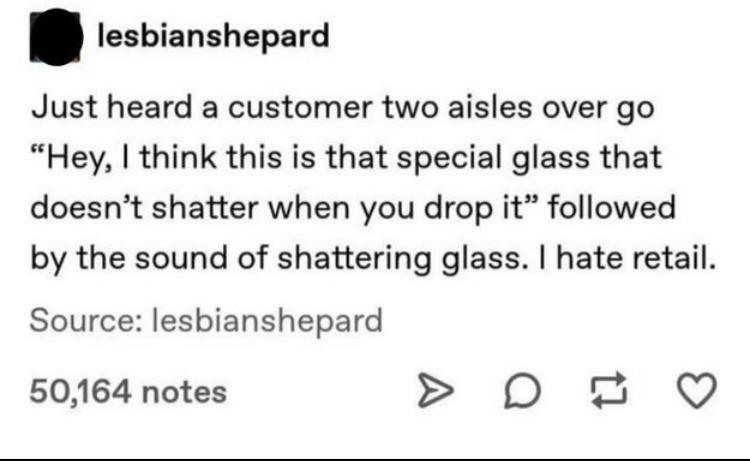 Retail - meme