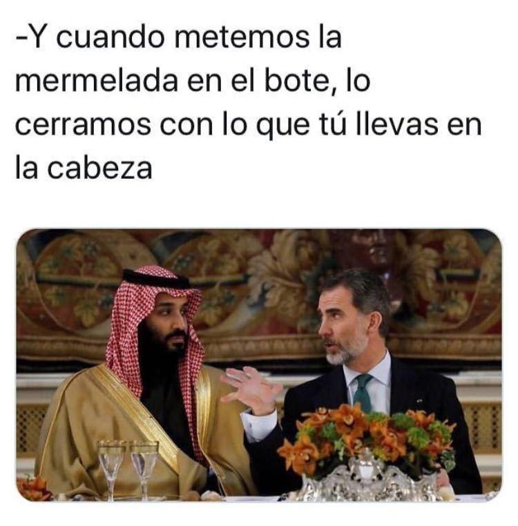Mermelada musulmana - meme