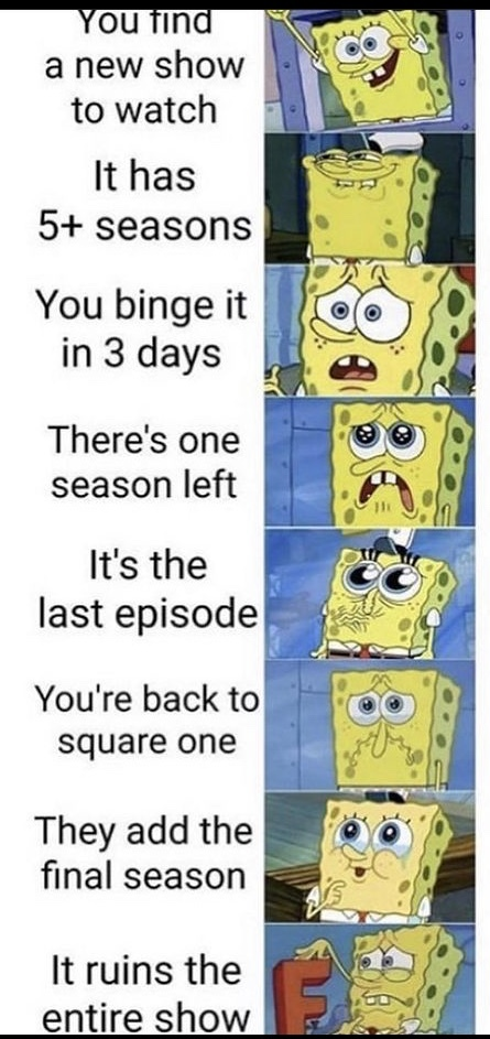which show is it for you? - meme