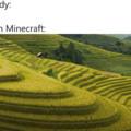 Minecraft Hills