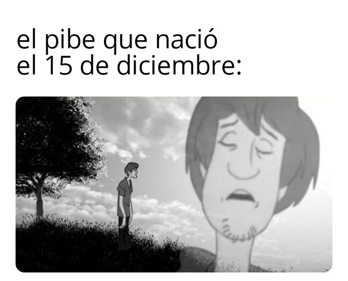 Contexto: el 15 de diciembre es el día del Otaku - meme