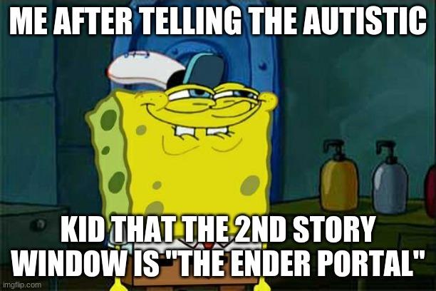 Ender Portal - meme