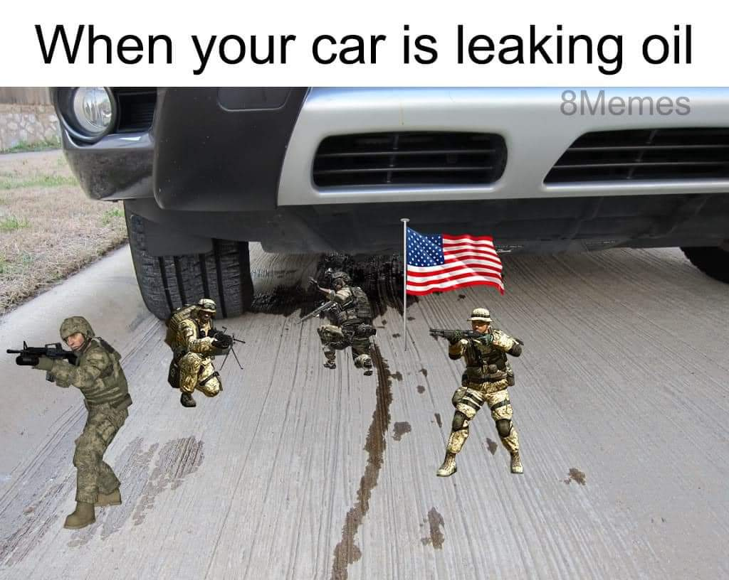 Usa be like - meme