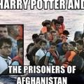 You're a migrant, Harry