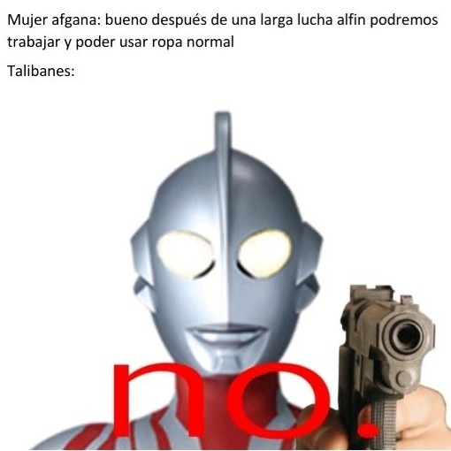 N O - meme