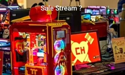 Sale stream - meme