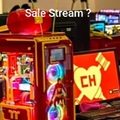 Sale stream