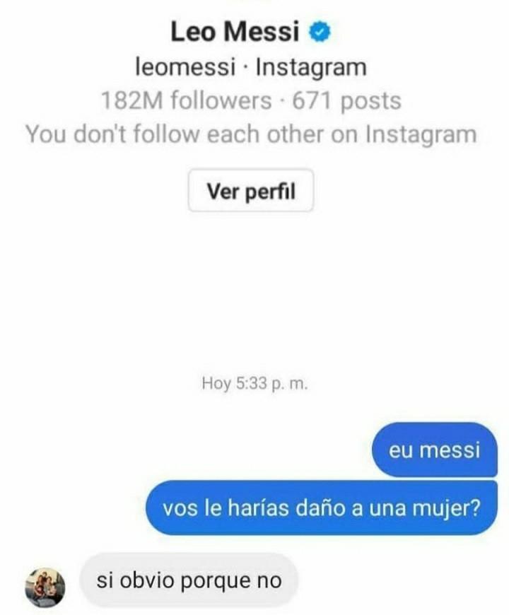 Che Messi - meme