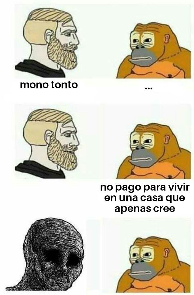 Mono gana - meme