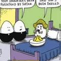 Comment Egg Puns