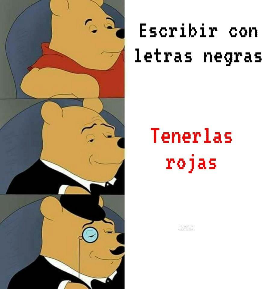 Rojas - meme