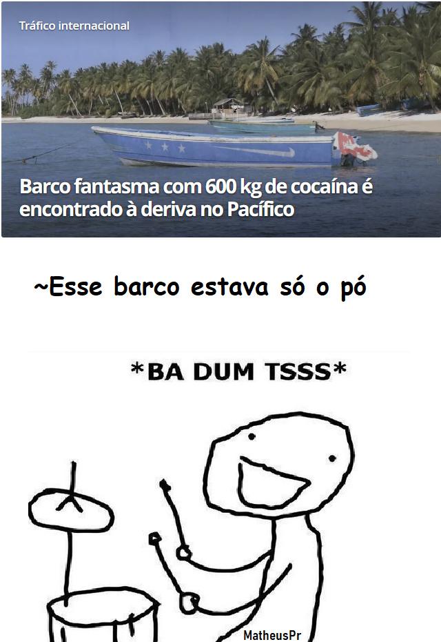 Ba Dum tsssssssss - meme