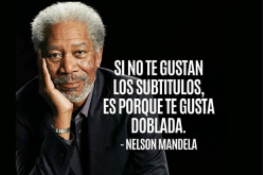 Nelson Mandela - meme