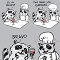 Trash Panda restaurant review