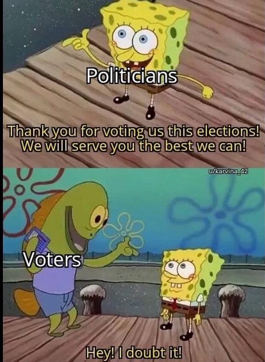 political meme reee
