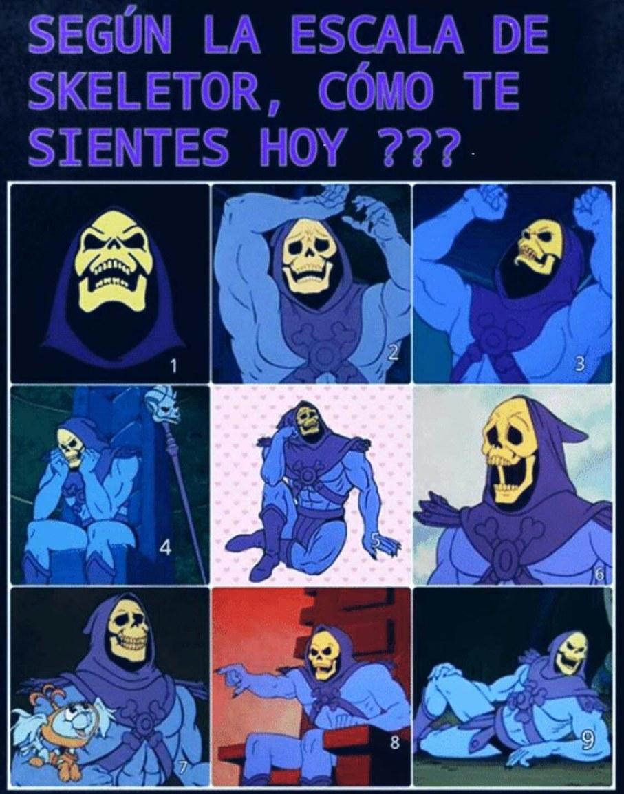 skeletor - meme