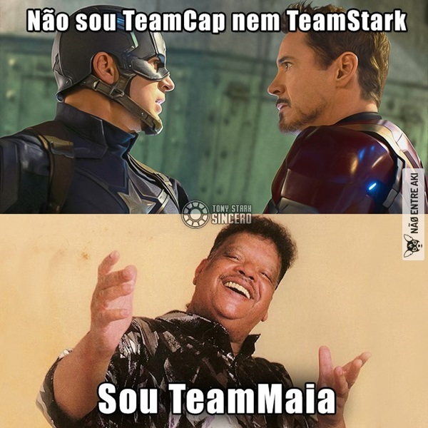 #teamMaia - meme