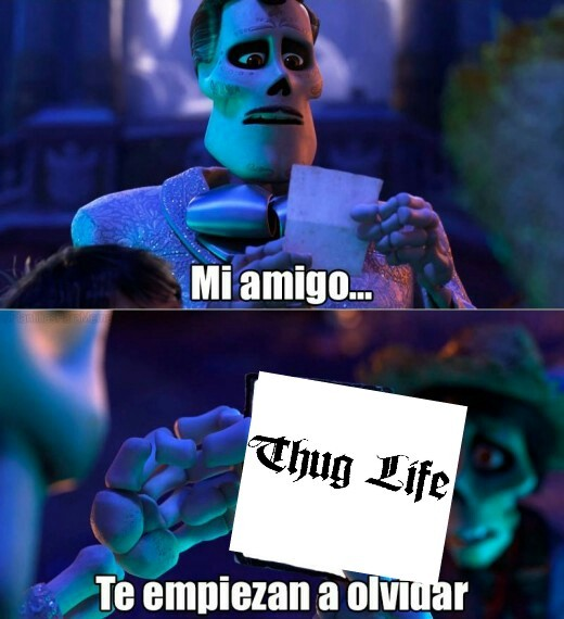 Oh mi amigo  - meme