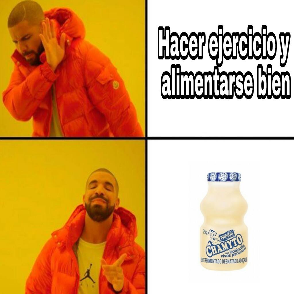 El gran chamyto - meme