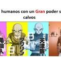 Los humanos mas poderosos del Mundo