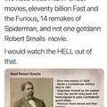 Robert Smalls the Movie
