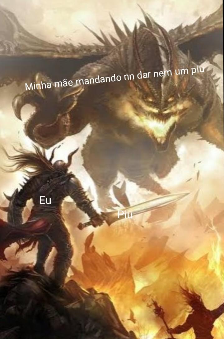 PIU - meme