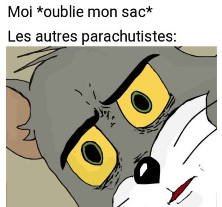 Oups ! - meme