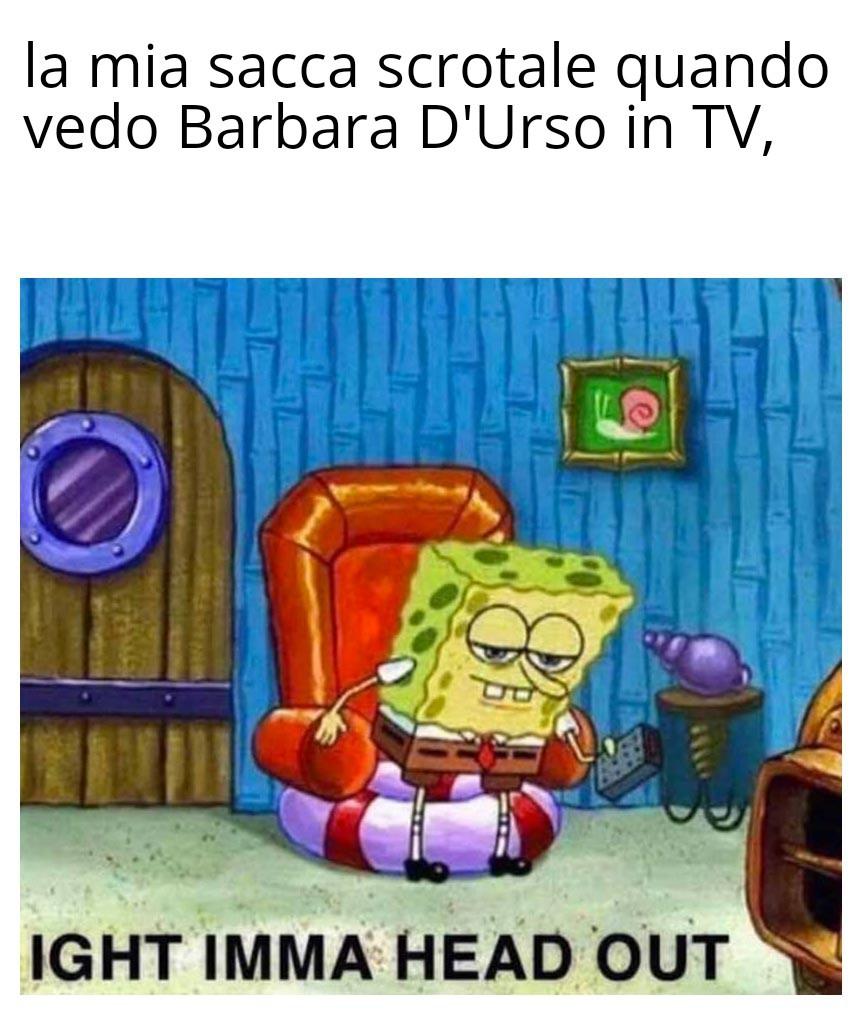 Live non è la D'Urso - meme