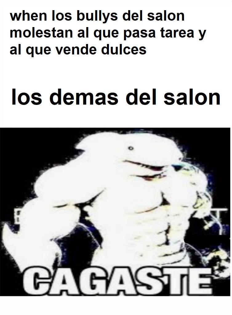 CAGASTE - meme