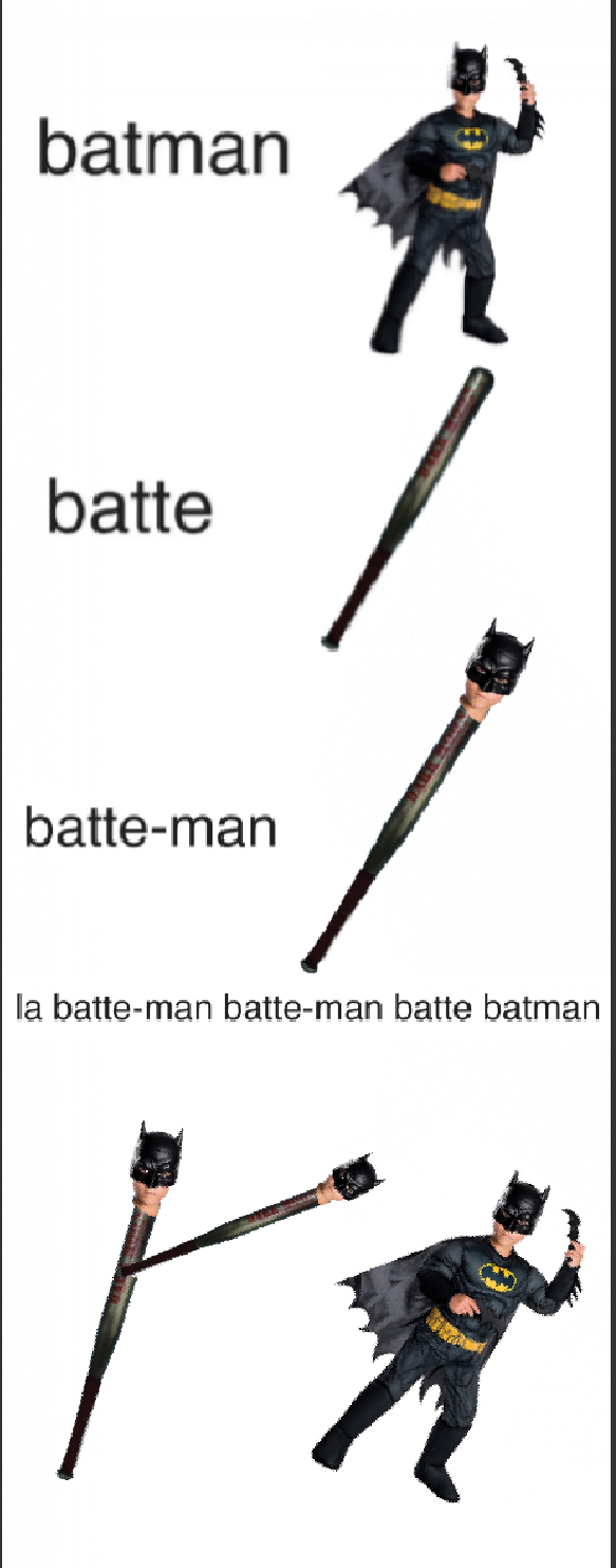 Batte-main>batman - meme