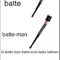 Batte-main>batman