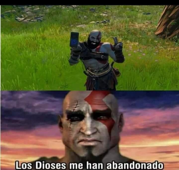 el fornite - meme