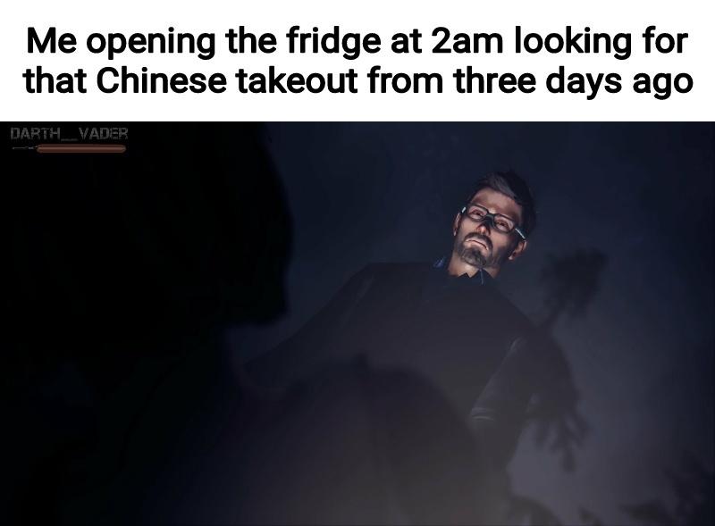 gotta get dem leftovers - meme