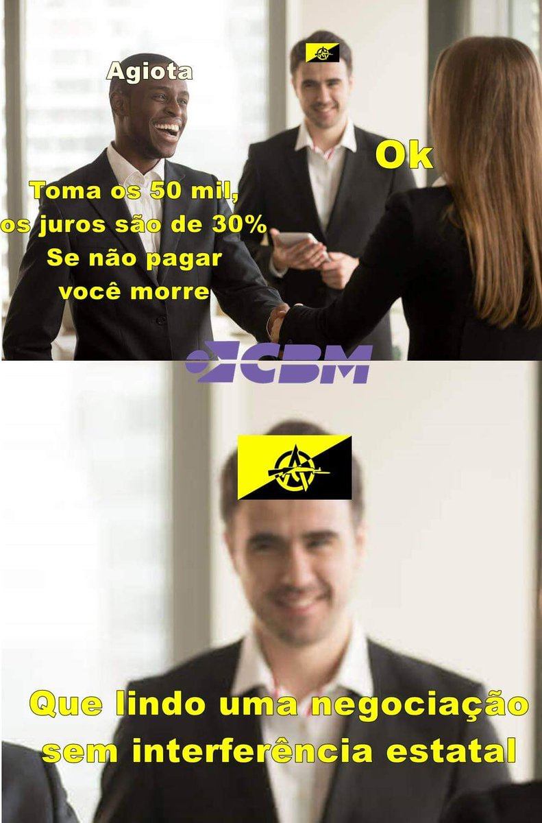 Ancapistão - meme