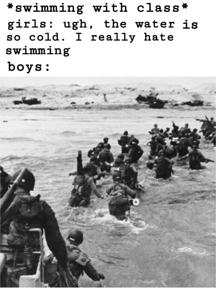 6 of june 1944 - meme