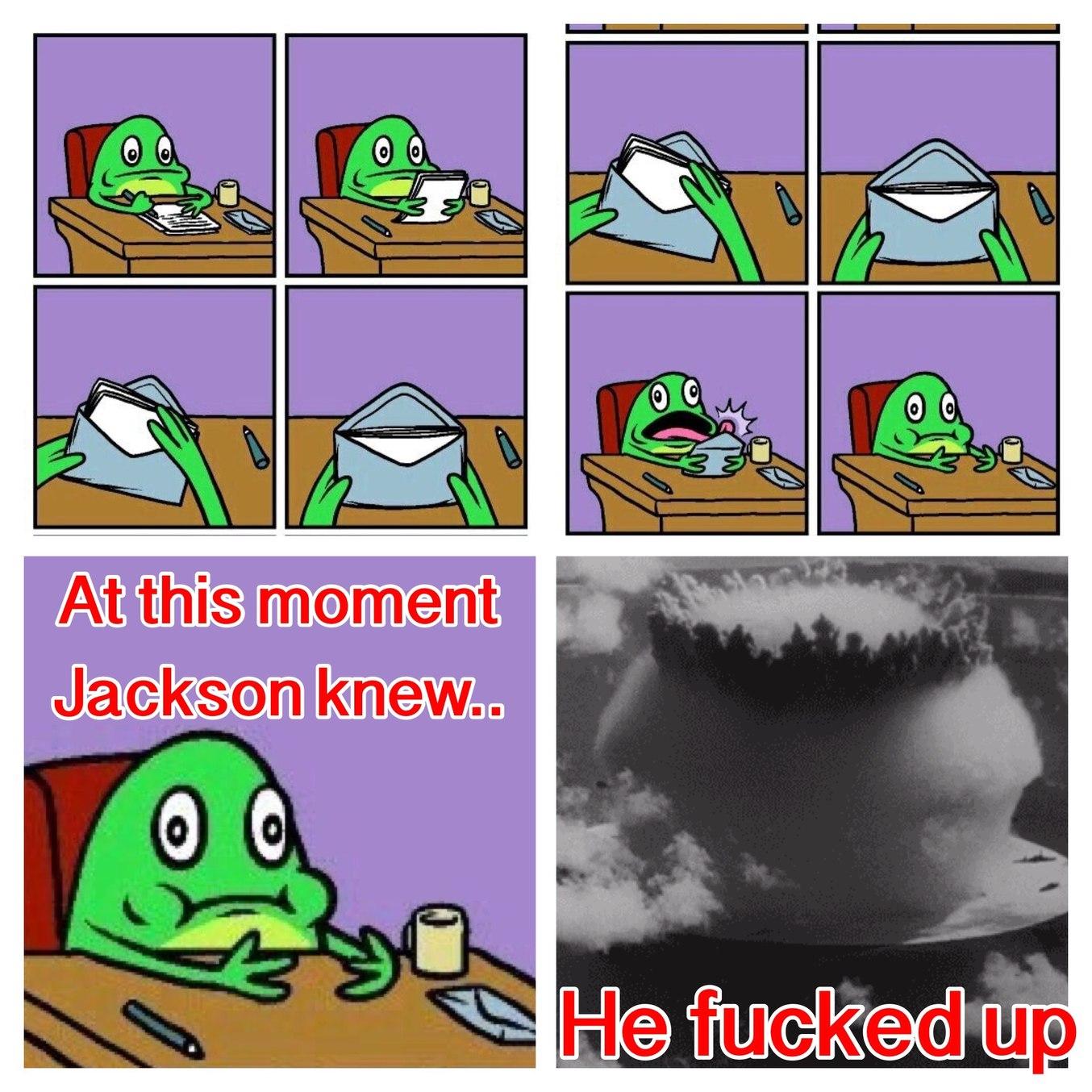 Rip Jackson .. ont t'aimaient - meme