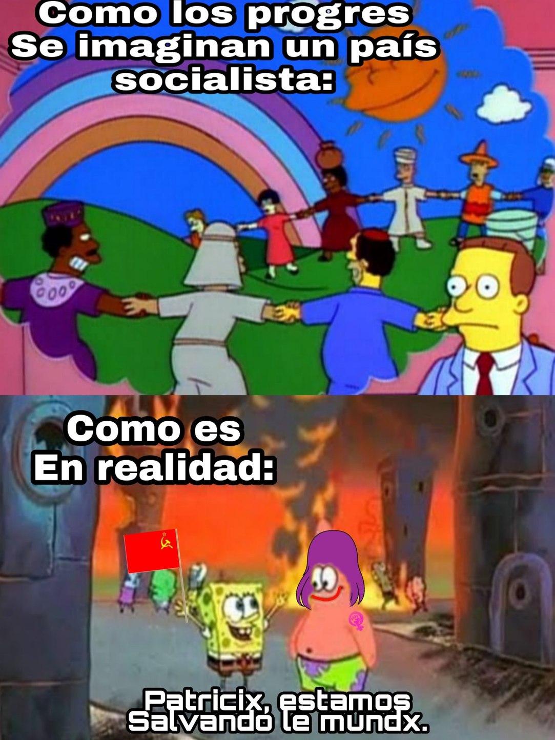 Antigiliprogres - meme