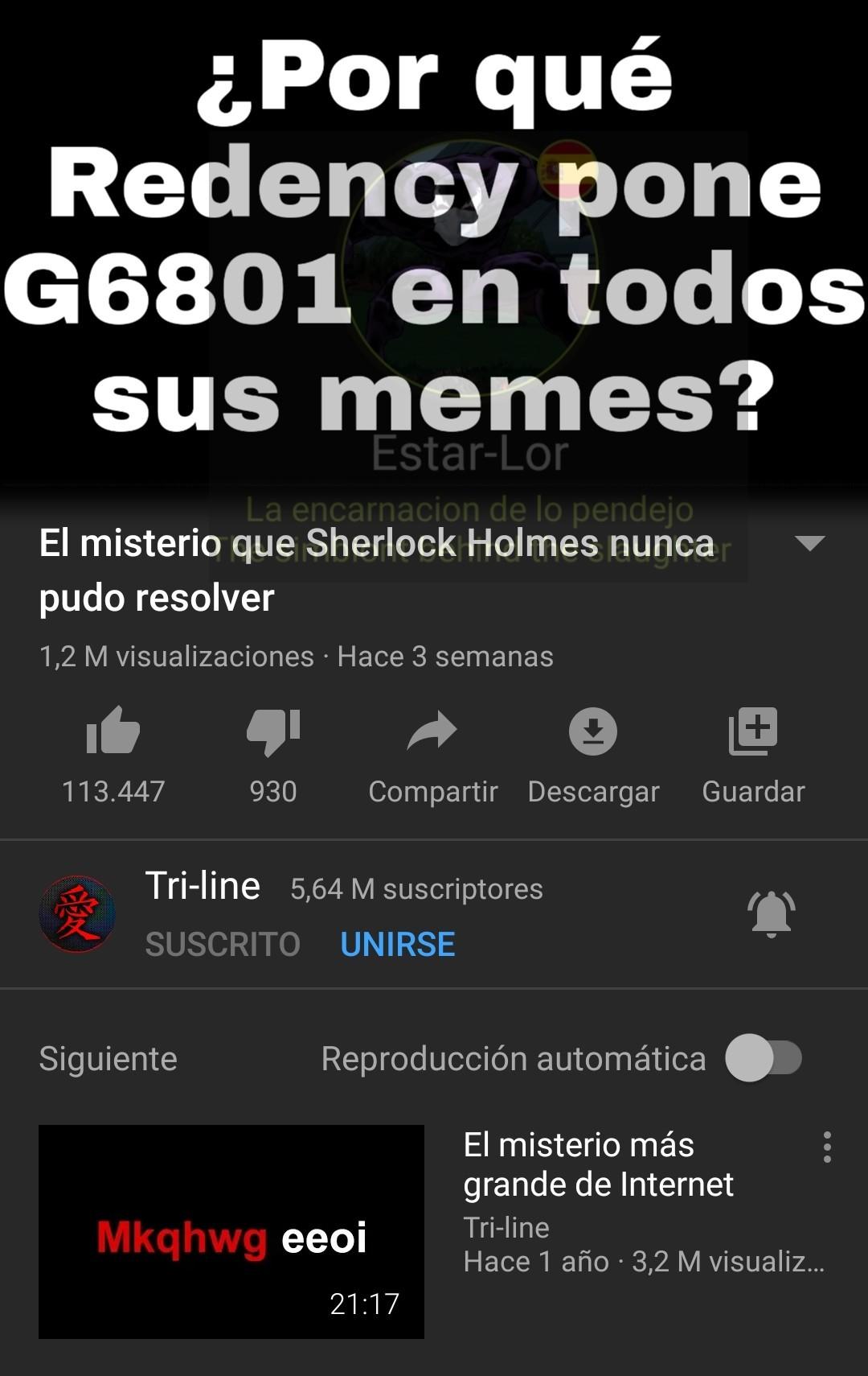 G6801 - meme