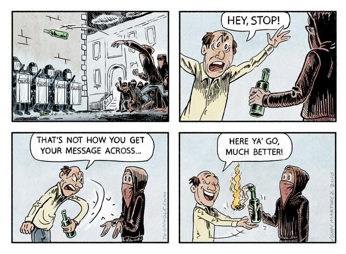 Trump supporters - meme