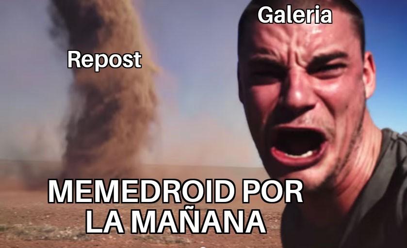 C viene - meme
