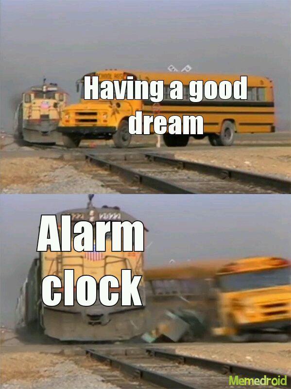 Go to sleep - meme