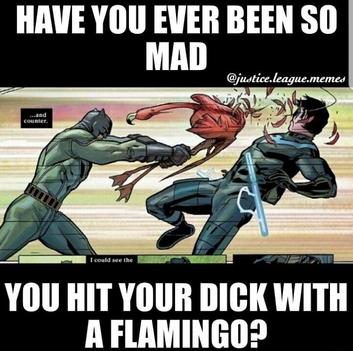 *Batman intensifies* - meme