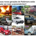 Vazaram os pokemons de sword & shield