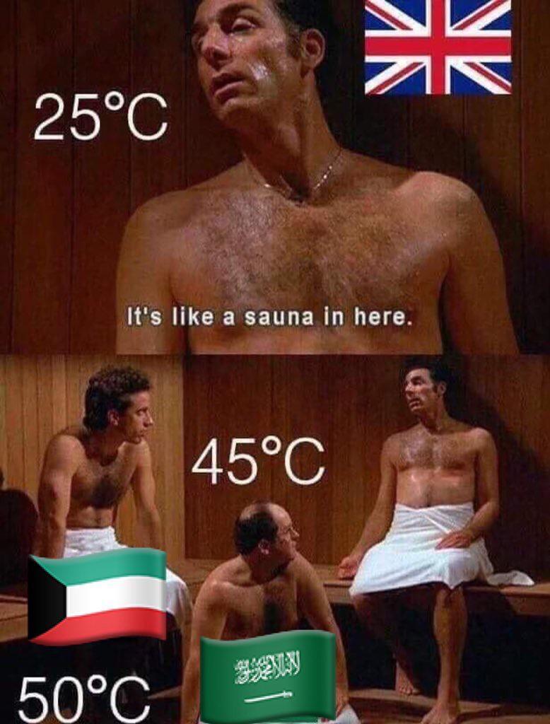 25 is winter for us - meme