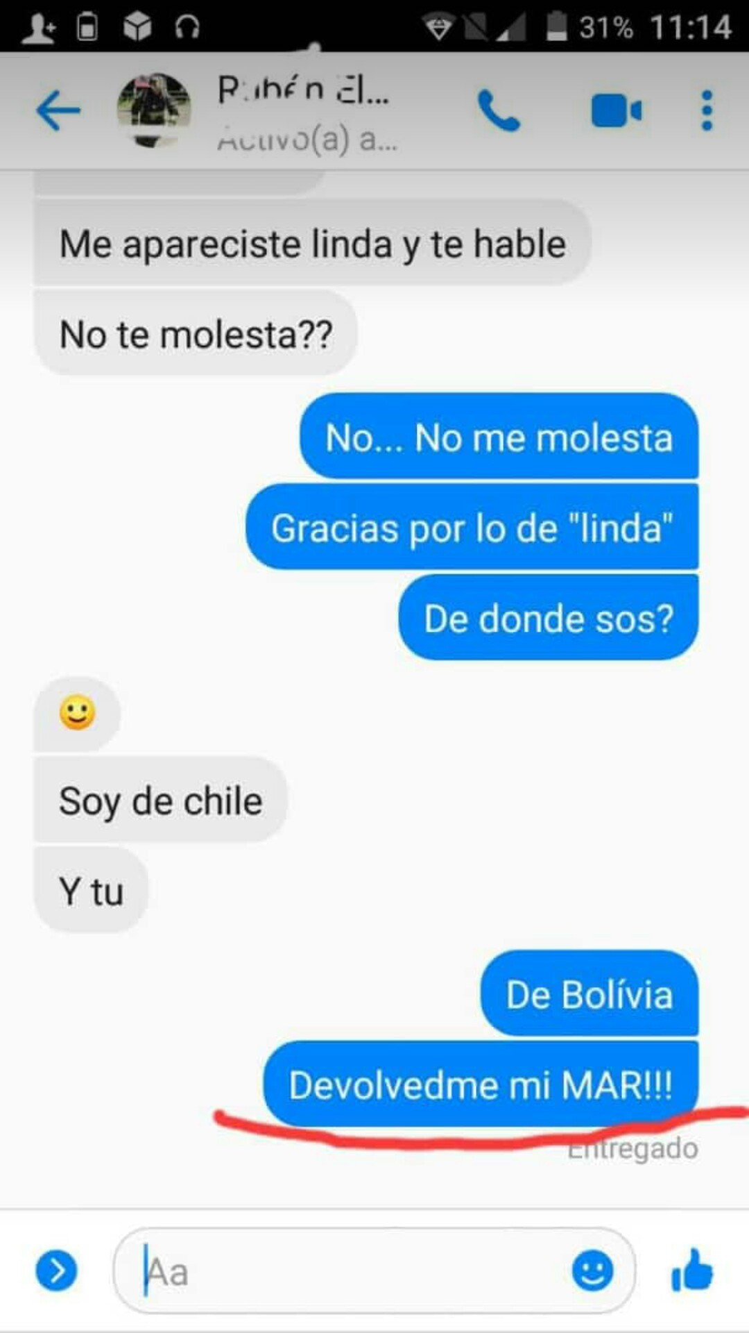 Cosas de Bolivianos ;) - meme