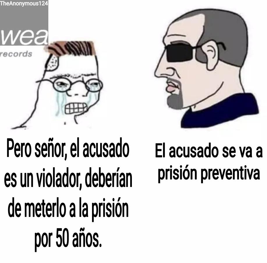 Chile jurisdicción be like: - meme