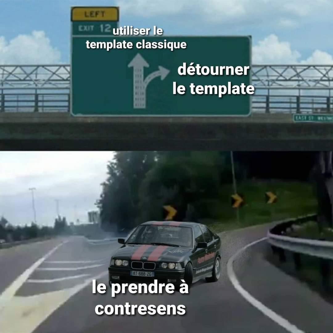 Antimemes c'est la vie