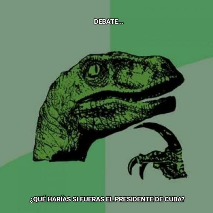 Debate :) - meme
